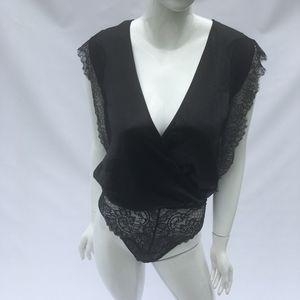 NEW! Victoria's Secret lingerie M  bodysuit